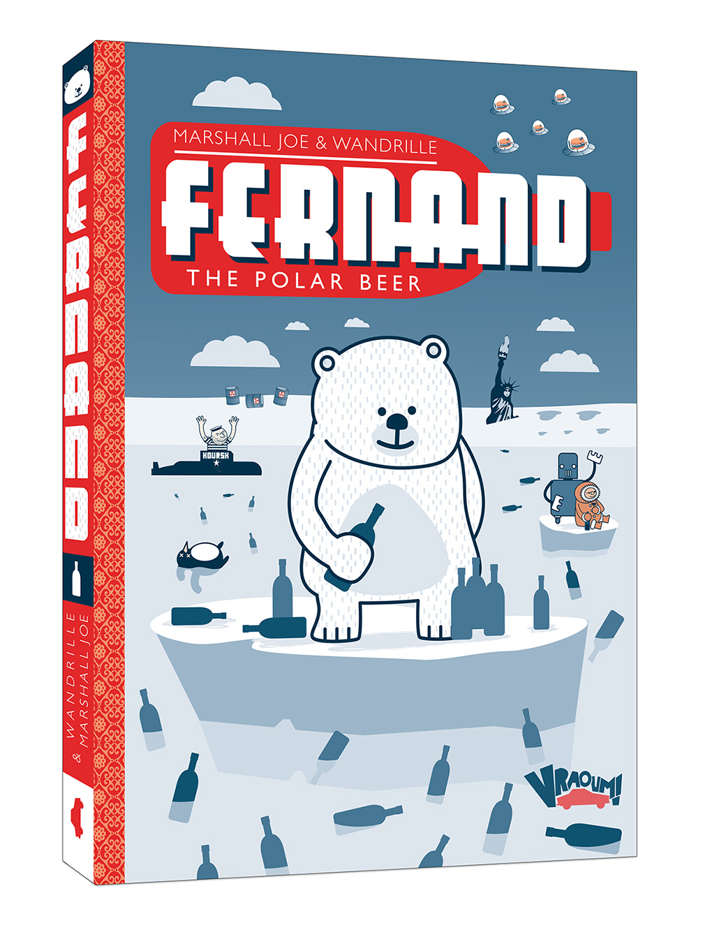 FERNAND l'ours blanc